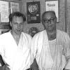 Frank Thiele mit seinem Vater, Ferdinand Thiele