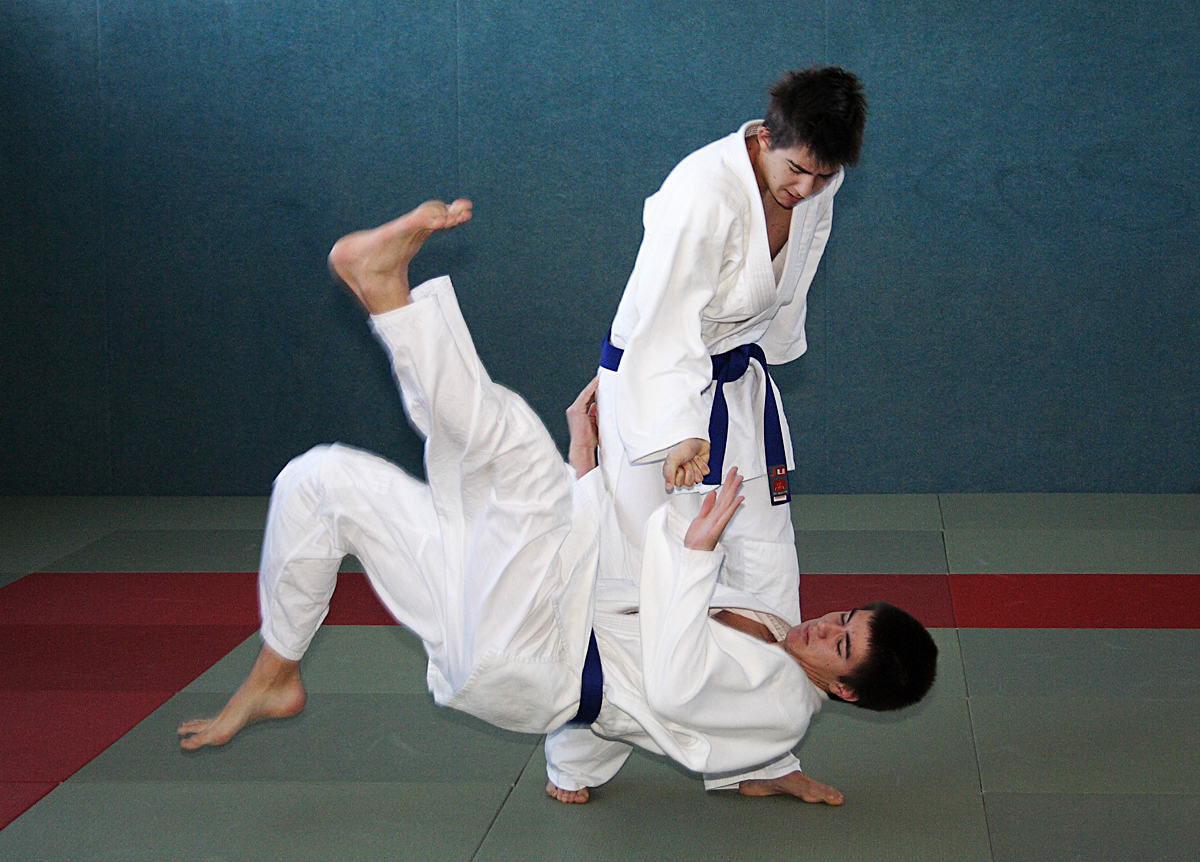 Prüfung zum 1. Kyū - Dezember 2019