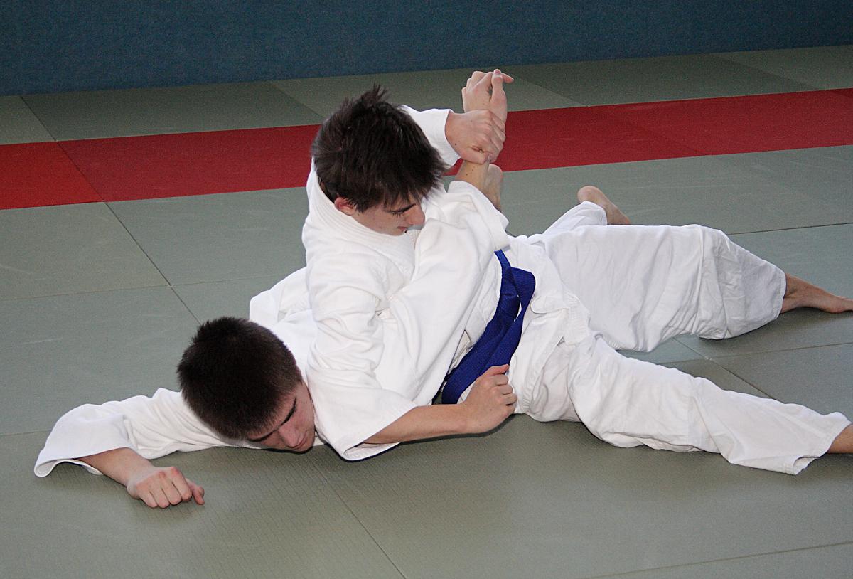 Kyū-Prüfung zum 1. Kyū - Dezember 2019
