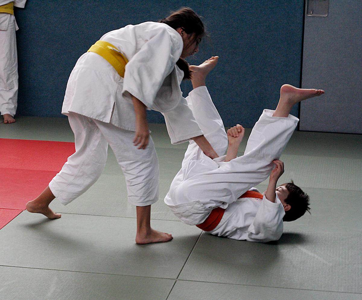 Prüfung zum 5. Kyū am 05.12.2017