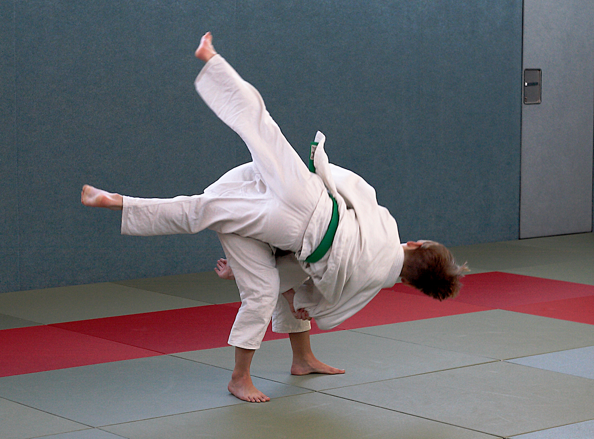 Prüfung zum 2. Kyū am 09.12.2017