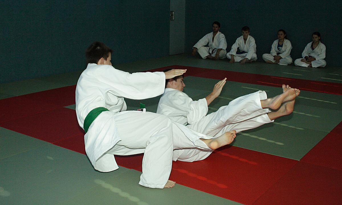 Prüfung zum 2. Kyū - Juni 2019