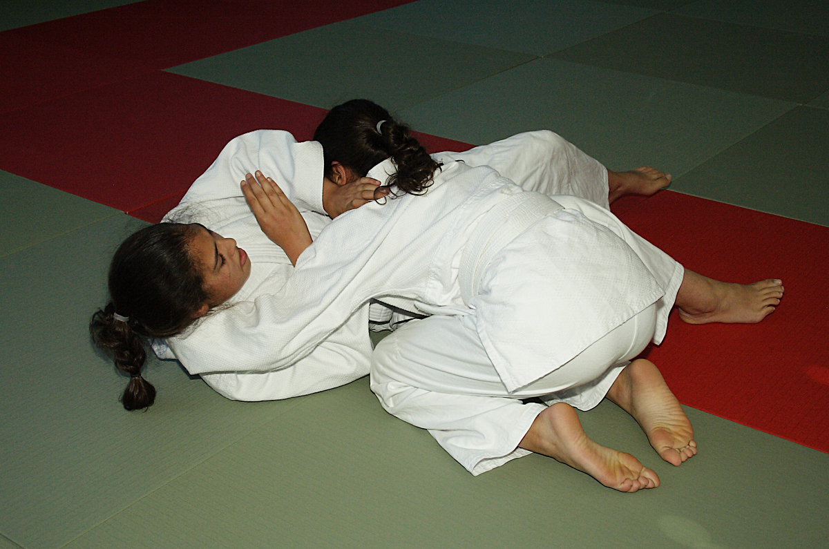 Prüfung zum 7. Kyū - Juni 2019
