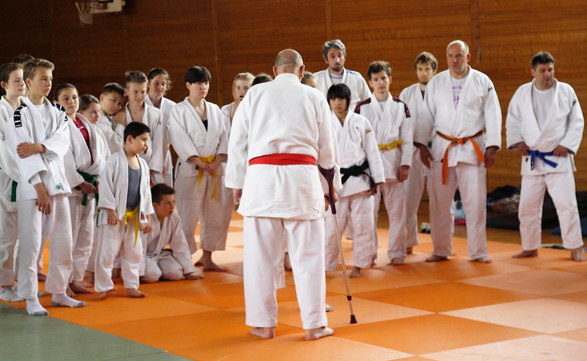 Tokio-Hirano-Gedenk–Lehrgang am 17.-18. Juni 2017
