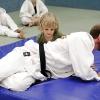 Training der Anfängergruppe